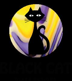 Black Cat Glass